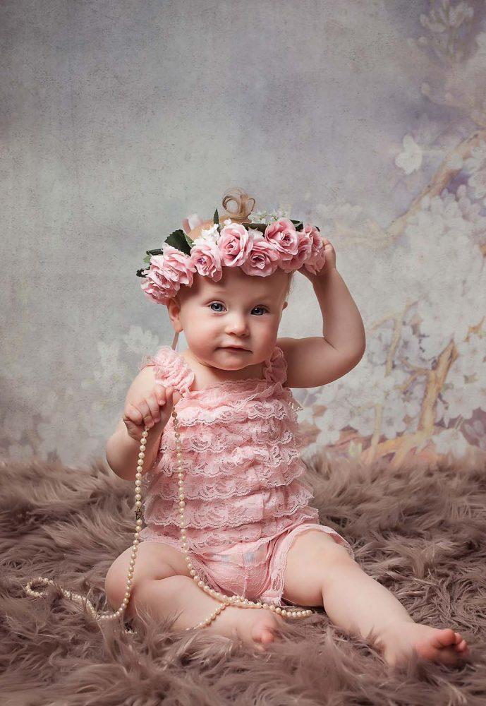 Baby Photo Shoot Surrey